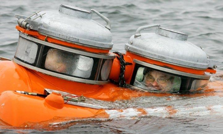 Подводная лодка своими руками погружаемая в воду для детей 70