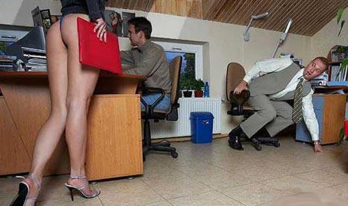 Фото про секретарш